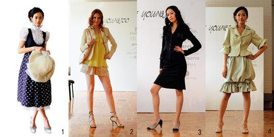 독일 대사관저에서 열린 이영주 부띠끄 S/S 패션쇼