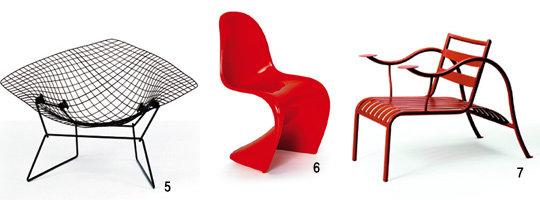 위대한 의자, 20세기 디자인: 100 Years, 100 Chairs전 구경