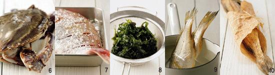 해산물 요리 더 맛있게 만드는 쿠킹 포인트