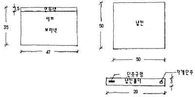 초간단 패브릭 소품 D.I.Y