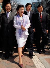'여성 최초 서울시장'에 도전하는 강금실