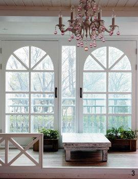 집안 분위기 달라지는 창문 꾸밈