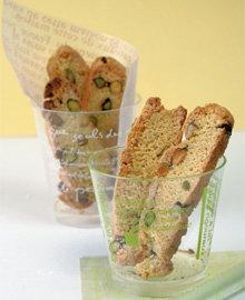 단맛  줄여  담백한 케이크 & 쿠키