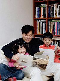 '두 아이 키우며 체득한 독서교육 노하우'