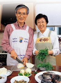 첫 여성총리 된 한명숙·박성준 교수 부부