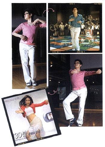 전지현 섹시 댄스, 맷돌춤 탄생시킨 광고 안무가 곽용근