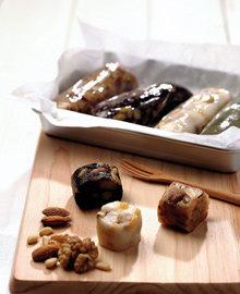 요리 연구가 김영빈의 음식 선물