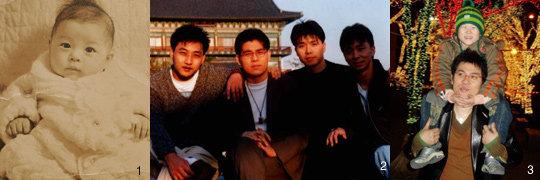 김용만의 미니홈피