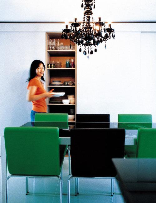 방송인 이연경의 새로 꾸민 분당 아파트