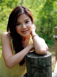 일본에서 활동하다 10년 만에 고국 무대 찾은 가수 장은숙
