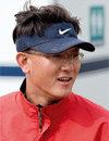 7전8기 끝에 남자대회 예선 통과한 10대 골퍼 미셸 위