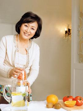 김창숙의 천연 양념 이용한 건강 밥상