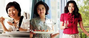 SBS 아나운서 윤영미·윤현진·김주희가 함께 차려낸 예뻐지는 식탁