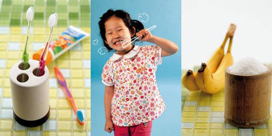 모자 건치대회 1등 강영미와 딸 채연이의 튼튼 치아 관리법