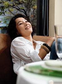 데뷔 25년 만에 처음으로 코믹연기 도전하는 배우 이혜영