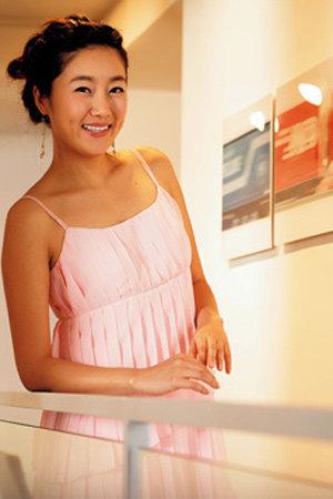 박준형과의 유쾌한 결혼생활, 신혼집 인테리어 볼 수 있는 김지혜의 미니홈피