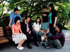 고려대 어윤대 총장이 들려주는 '우리 아이 글로벌 리더로 키우기'