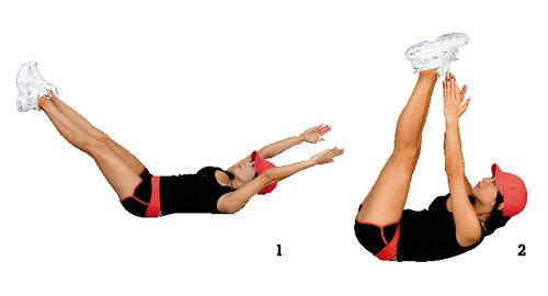 트레이너 정다연이 일러주는 효과만점 운동법