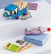 페트병으로 만든 신기한 장난감