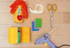 깡통으로 만든 재활용 장난감