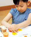 컬러풀한 소품 만드는 미술 놀이, 페인팅 데코