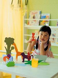창의력 쑥 올라가는 종이 장난감 D.I.Y