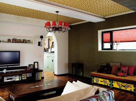 가구 디자이너 이종명이 직접 지은 전원주택