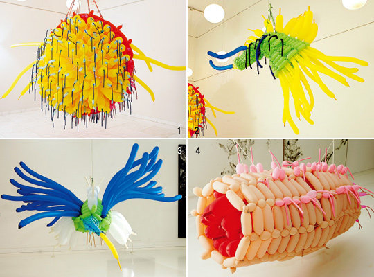 풍선 조각: 여름의 노래전