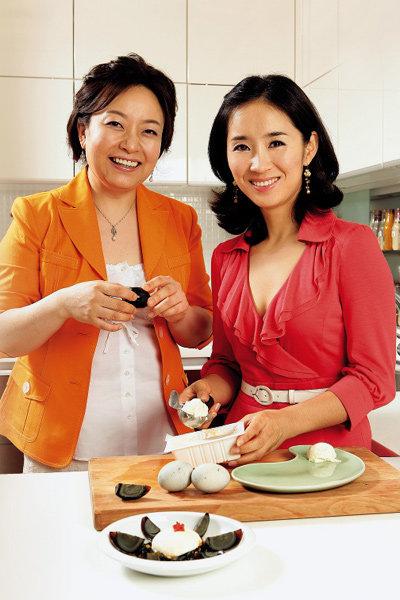 탤런트 윤유선 & 요리연구가 박연경의 즐거운 요리 수다 8