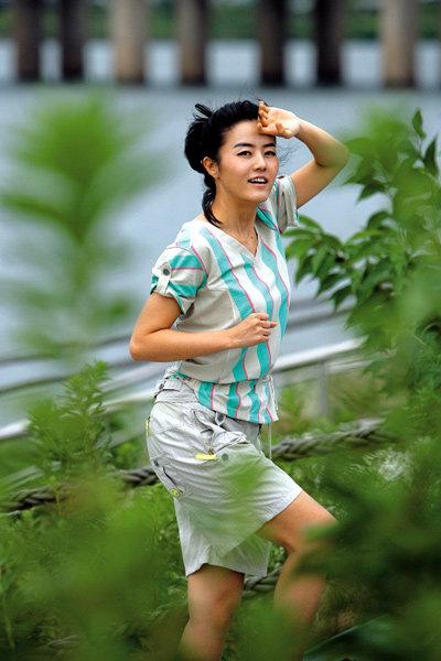 손미나 아나운서 건강 생활습관 & 몸매관리 비결