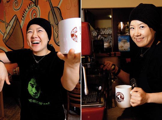 커피전문점 창업해 월 1천만원 순수익 올리는 개그우먼 서춘화