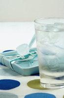 장수 비결~ 건강한 물 마시기