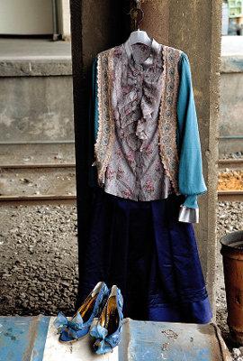 패션 디자이너들이 제안하는 올 가을 유행 스타일