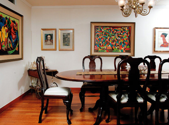 칠레 참사관 하이메 아옌데 레이바 가족의 집