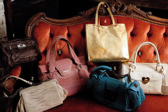 가을 새롭게 선보인 구두  & 가방