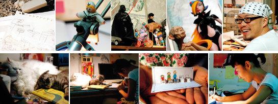 만화가 이우일 · 그림책 작가 선현경