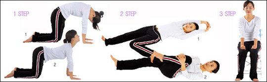 날씬한 체질 만들어주는 호흡법