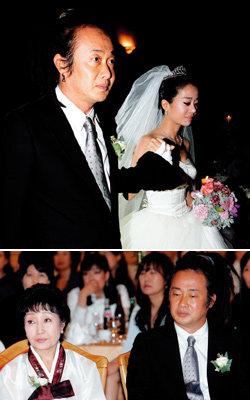 아버지 자격으로 전처 오수미 딸 결혼식 참석한 사진작가 김중만