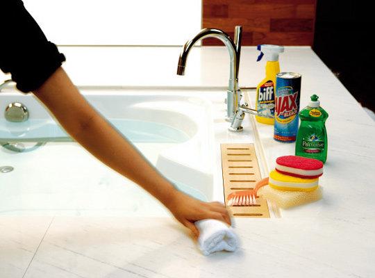 세균 없는 우리집 만들기 청소 대작전
