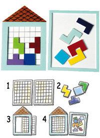 놀면서 사고력이 쑥쑥~재미있는 수학 장난감 D.I.Y
