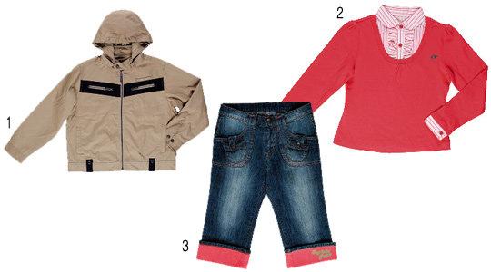 2 Style, 개성만점 아이 캐주얼 코디법