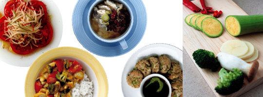 요리 왕초보를 위한 시시콜콜 요리 상식