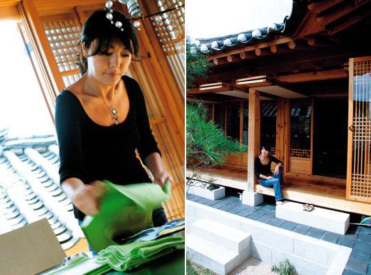한옥에서 요리하는 여자, 서양요리 선생님 최미경의 '맛있는' 살림 이야기