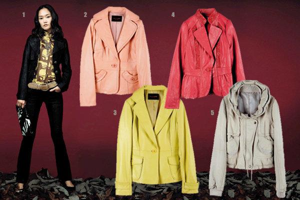 초저가 쇼핑몰에서 찾은 재킷 카탈로그