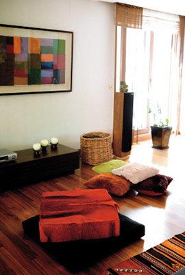 페르셰롱 가족의 Colorful Space