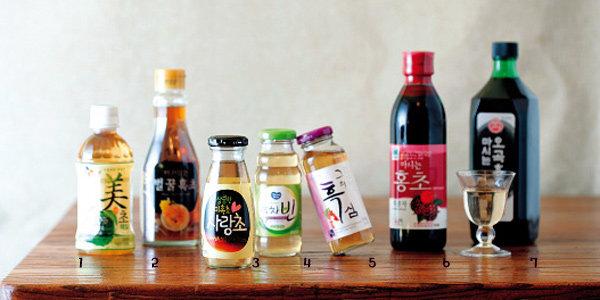 요즘 인기! 식초음료 맛 평가 & 홈메이드 레시피 공개