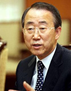'아시아에서 두번째 유엔 사무총장' 반기문장관 남다른 성공스토리