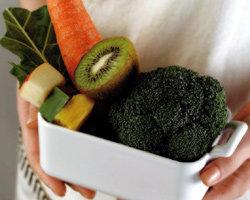 으뜸 보약, 생야채 & 생과일