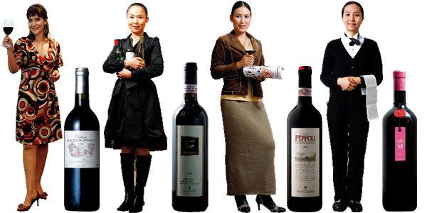 와인 마니아 4인 추천! My Favorite Wine & Food