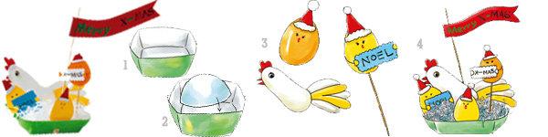재활용품으로 폼나게 만든~ 크리스마스 카드 D.I.Y